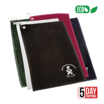 6102 Cambridge Velour Golf Towel